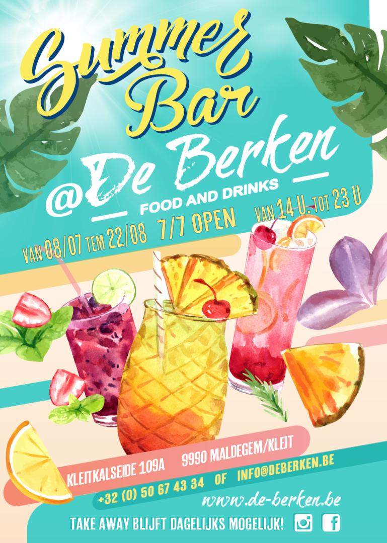 De Berken - Maldegem Kleit - Summer Bar